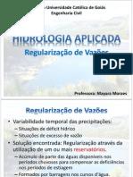 UCG - Aula 15 - Hidrologia Aplicada - Vazões