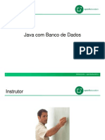 MC38 - Java e Banco de Dados (JDBC)