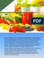 135734025 Biotehnologia Sucurilor de Fructe Si Legume Ppt