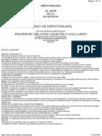 Curso de Hipnoterapia - Dr. Orlando Marcelo Gallardo