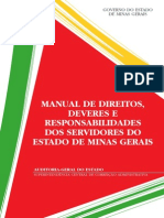 Manual Direitos e Deveres Do Servidor