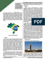 MAPA - FUNDAMENTAL - Conhecimentos Gerais