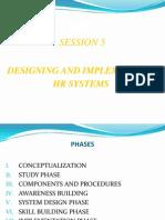 HRD System Designing