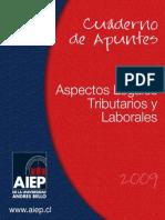 Aspectos Legales Tributarios y Laborales Ean146