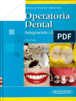 Operatoria Dental Escrito Por Julio Barrancos Mooney Patricio J Barrancos PDF