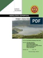 Unidad 1 Cuenca Hidrologica