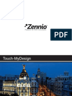 ZENNIO SPAIN - Catalogo de Productos KNX 2014