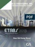 SWD-CSA-A23.3-04 (ETABS2013)