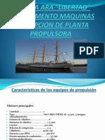 Clase Planta Propulsora