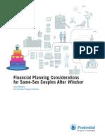 Prudential Financial Planning SameSex