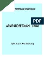 10 Predavanje - AB Lukovi i Resetke