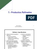 Productos Refinados