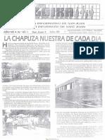 LLOIXA. Número 65 julio/juliol, 1988. Butlletí Informatiu de Sant Joan. Boletín informativo de Sant Joan.  Autor