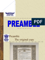 Preamble the Original Copy