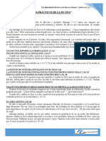 4. LOS RESULTADOS PRÁCTICOS DE LA FE VIVA