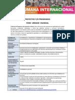 Proyecto Sensibilización y capacitación a ciudadanía en general para la reducción de la discriminación por causa de la orientación sexual