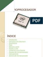 UST FE_El Microprocesador 2013