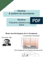 C. Neurobiologie Nicotine