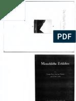 Baur, Erwin und Fischer, Eugen und Lenz, Fritz - Menschliche Auslese und Rassenhygiene - Band 1 (1936, Text)