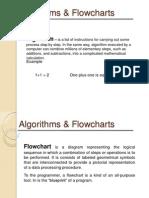 final topic (Algorithms & Flowcharts)