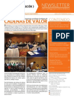 ICCO Centroamerica Newsletter Febrero 2014