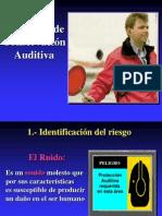 Capacitacion - Proteccion Auditiva Hilanderias
