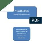 hamed dehnavis project portfolio