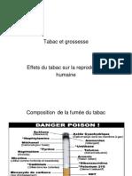F. Tabac Et Grossesse