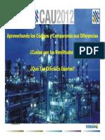 3.CodeComparison Spanish