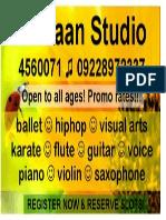 Likhaan Studio Performing Arts