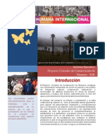 Proyecto-Informe Corredor de Conservación de Páramos