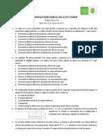 Taller Dielectricos Corrientes