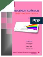 Cuántica - Espectroscopio