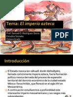 Aztecas Clase