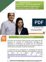 bolsaconcursableconstruccionesymodernizaciontecnolo-17mayo2013-130607095338-phpapp02
