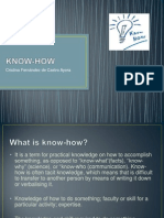 KNOW-HOW3