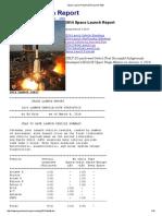 Launch Vehicle Success Rates