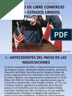 TLC PERÚ – ESTADOS UNIDOS 5 AÑOS DESPUES