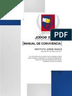 Manual de Convivencia Instituto Jorge Isaacs - 2011