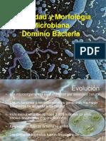 Diversidad y Morfolog%EDa Microbiana