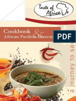 African Fancy Foods Directory Cookbook