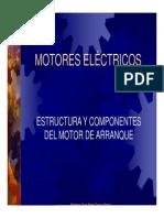 Estructura Motor de Arranque