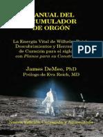 Manual Del Acumulador De Orgón