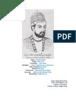 Sultan Alauddin Khilji
