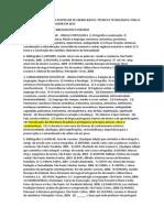 CONCURSO PÚBLICO PARA PROFESSOR DE ENSINO BÁSICO