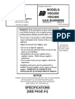 Wayne Combustion Hsg200 Owners Manual Copia