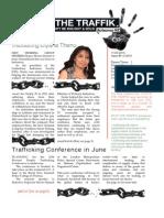 STOP THE TRAFFIK NZ newsletter March 2014