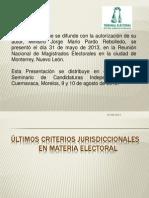 Criterioselectoralesmateriaconstitucional-MTY