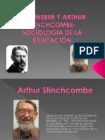 Max Weber y Arthur Stinchcombe- Sociologia de La