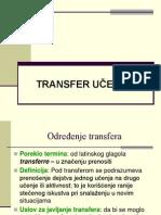 Transfer Ucenja